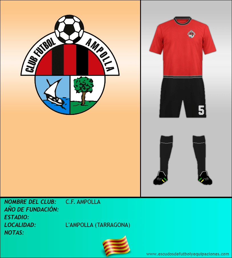 Escudo de C.F. AMPOLLA