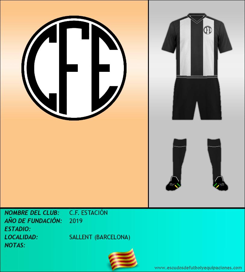 Escudo de C.F. ESTACIÓN