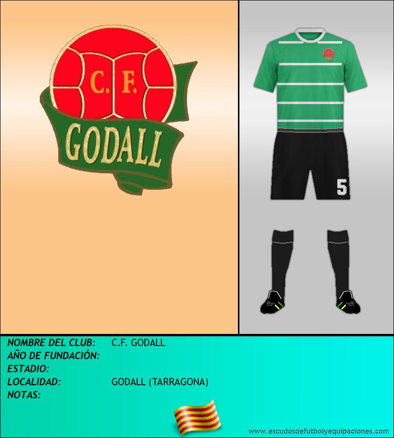 Escudo de C.F. GODALL