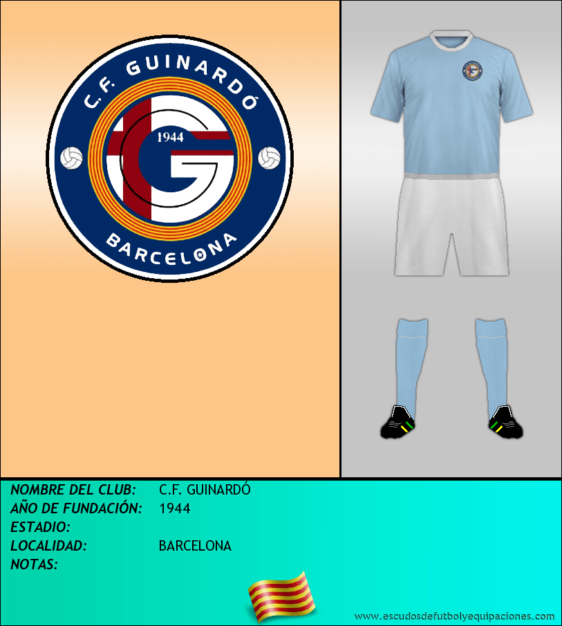 Escudo de C.F. GUINARDÓ