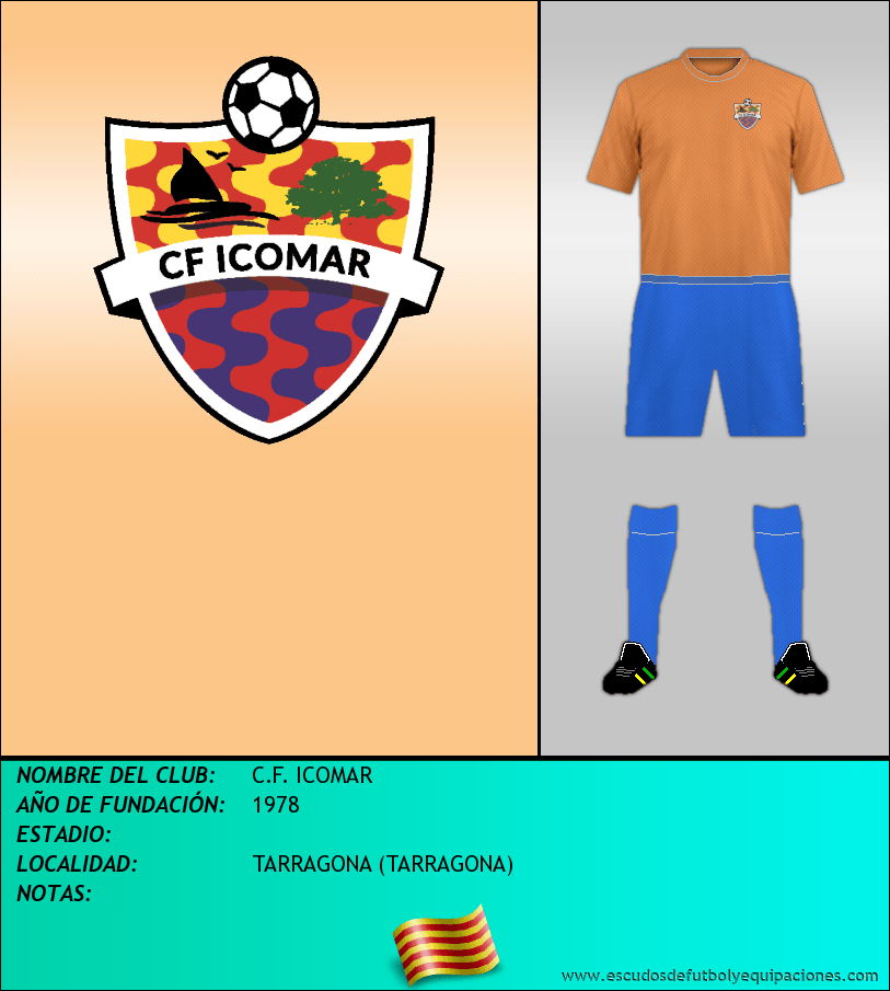 Escudo de C.F. ICOMAR