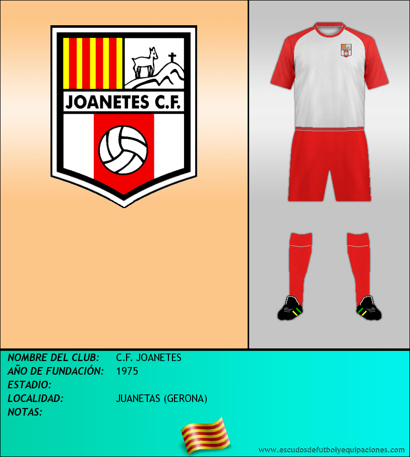 Escudo de C.F. JOANETES