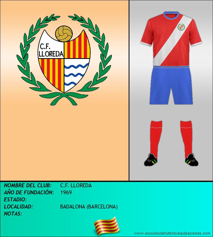 Escudo de C.F. LLOREDA