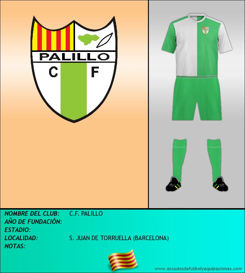 Escudo de C.F. PALILLO