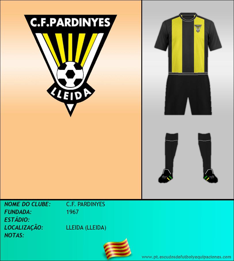 Escudo de C.F. PARDINYES