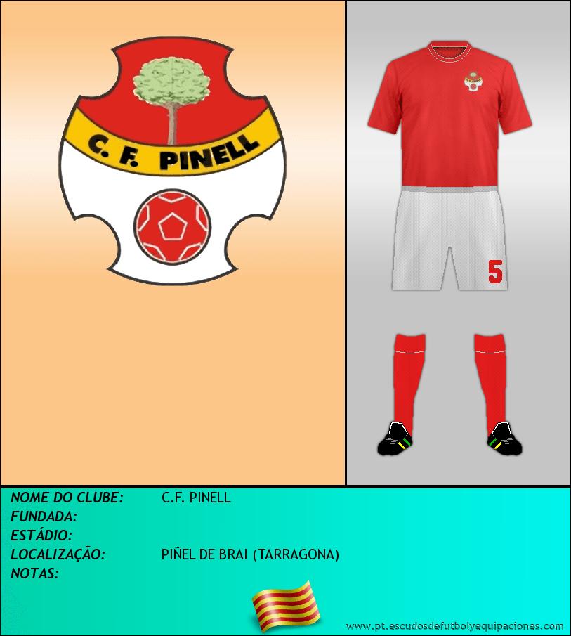 Escudo de C.F. PINELL