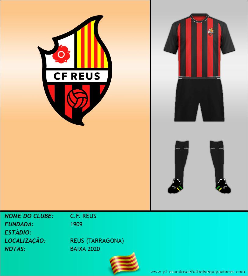 Escudo de C.F. REUS