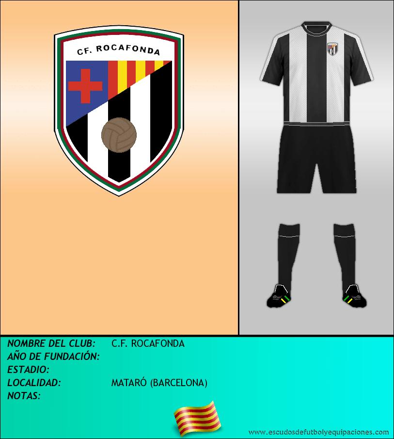 Escudo de C.F. ROCAFONDA