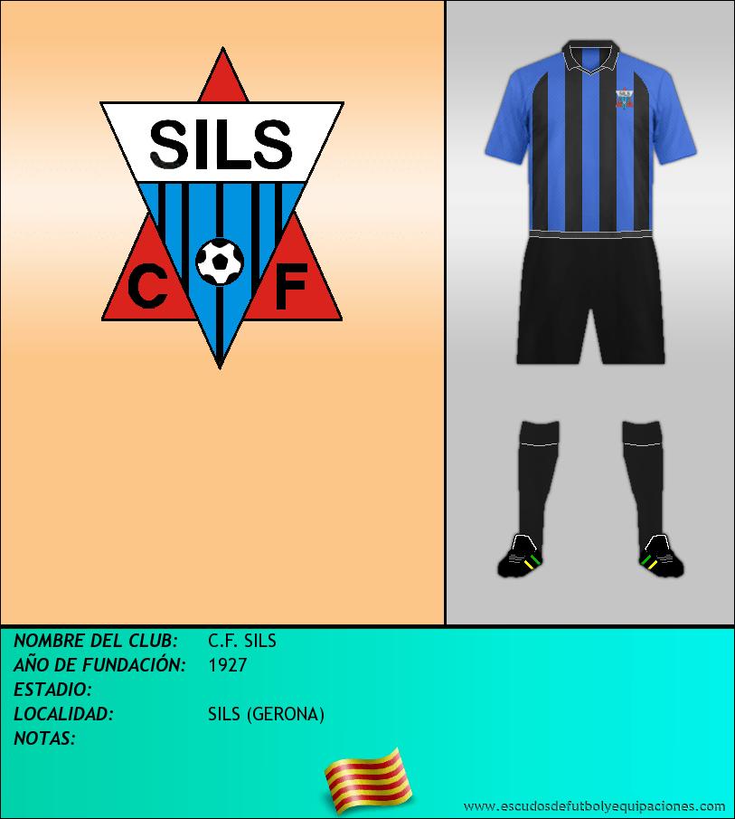 Escudo de C.F. SILS