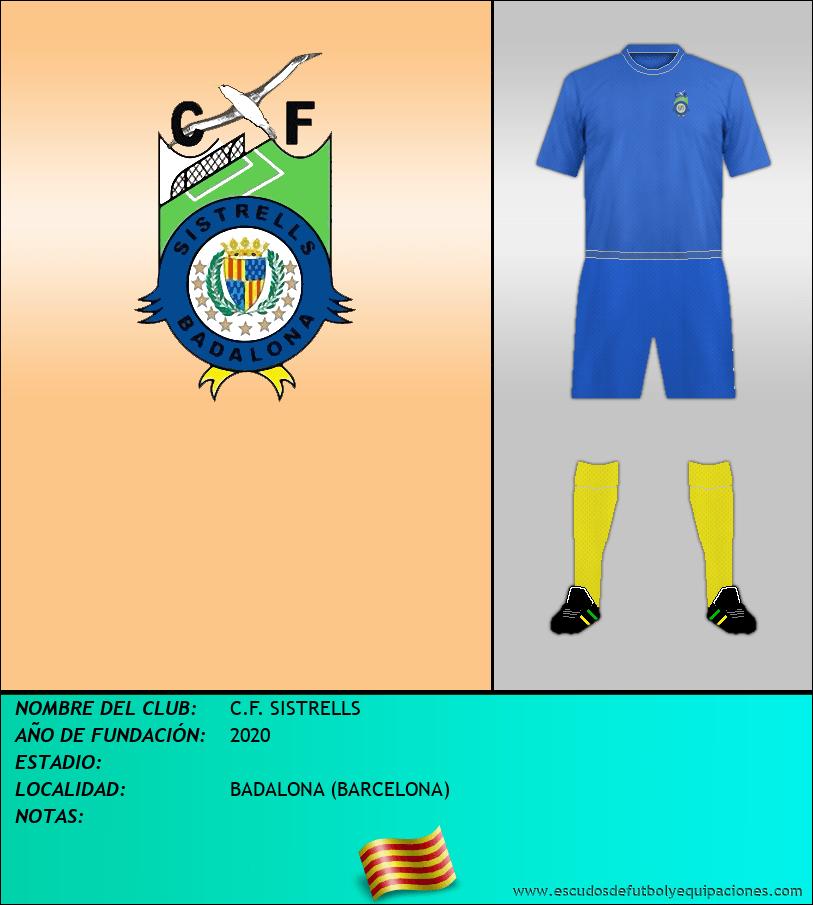 Escudo de C.F. SISTRELLS