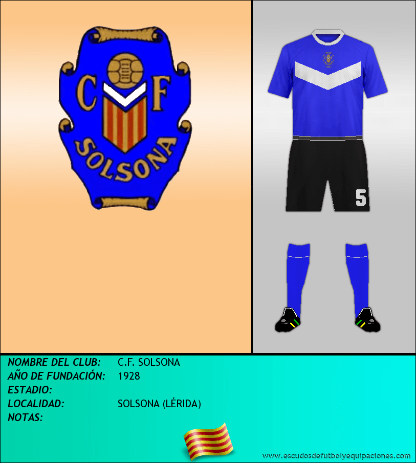 Escudo de C.F. SOLSONA