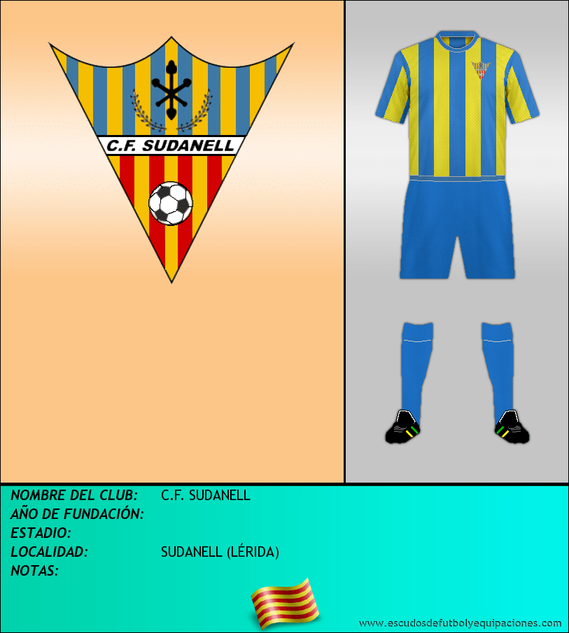 Escudo de C.F. SUDANELL