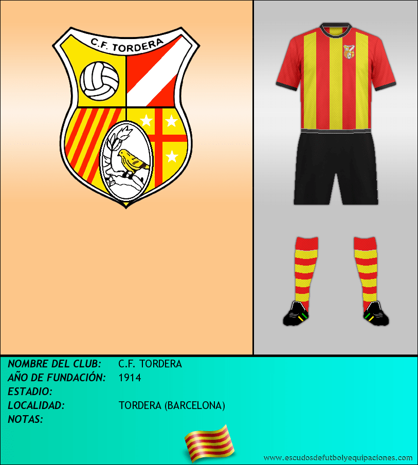 Escudo de C.F. TORDERA