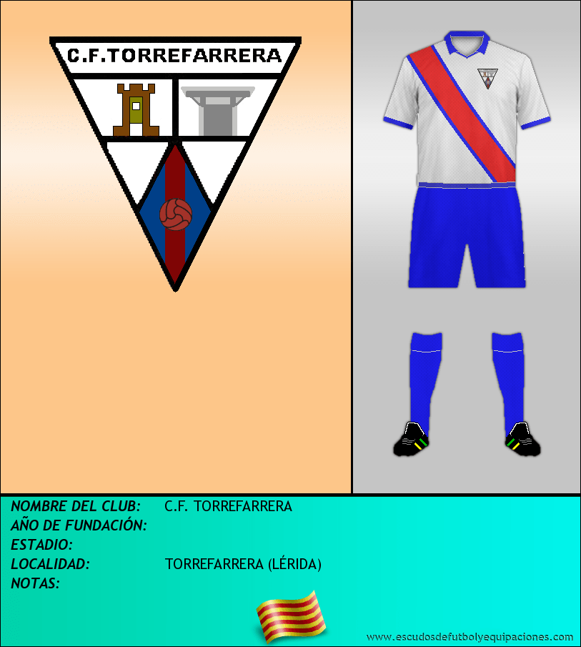 Escudo de C.F. TORREFARRERA