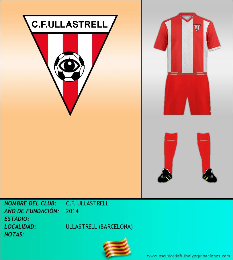 Escudo de C.F. ULLASTRELL