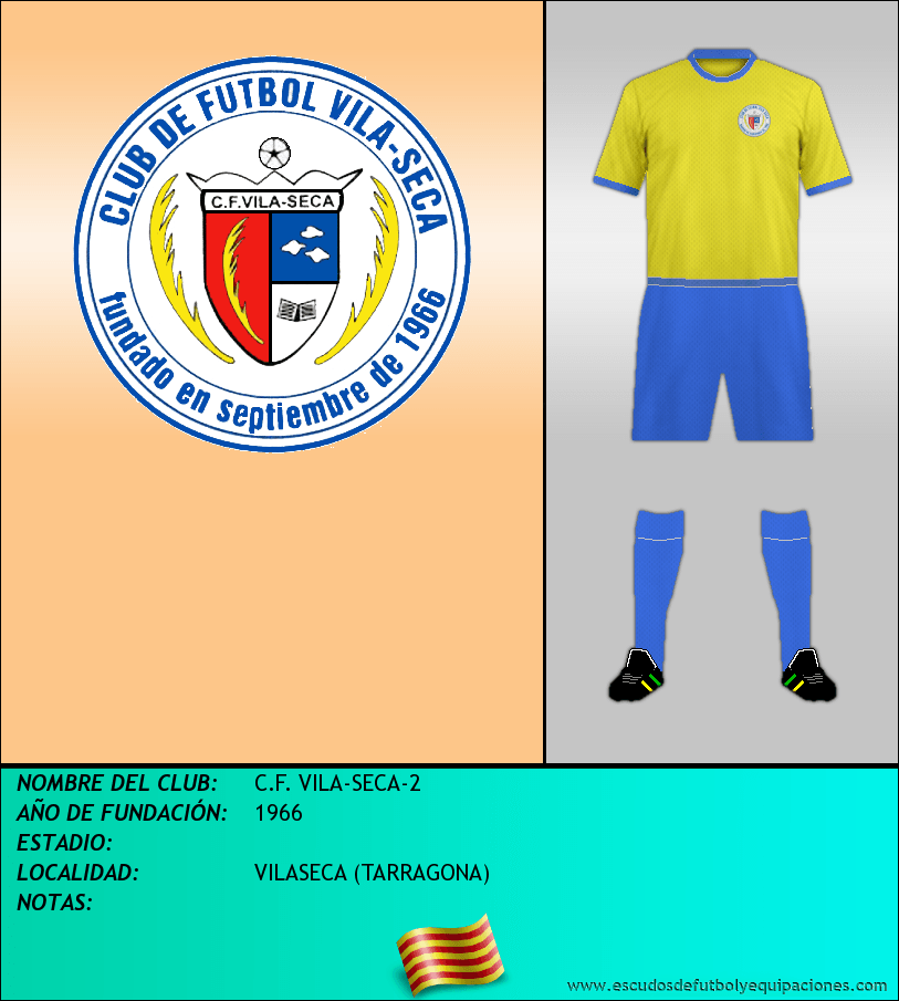 Escudo de C.F. VILA-SECA-2