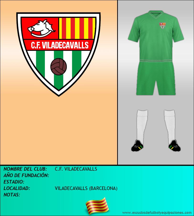 Escudo de C.F. VILADECAVALLS