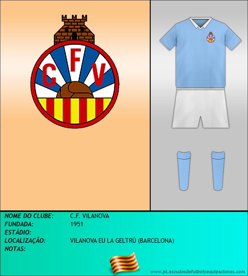 Escudo de C.F. VILANOVA