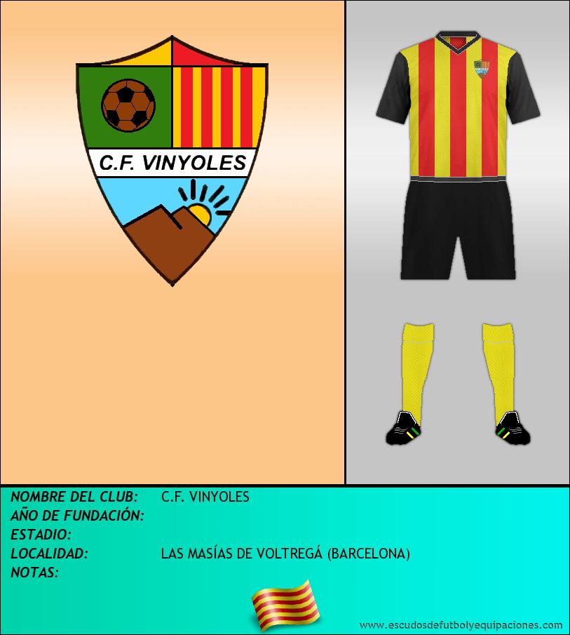 Escudo de C.F. VINYOLES