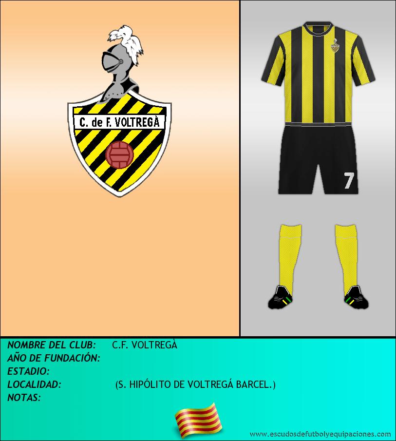 Escudo de C.F. VOLTREGÀ
