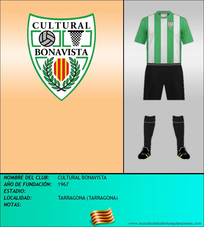Escudo de CULTURAL BONAVISTA
