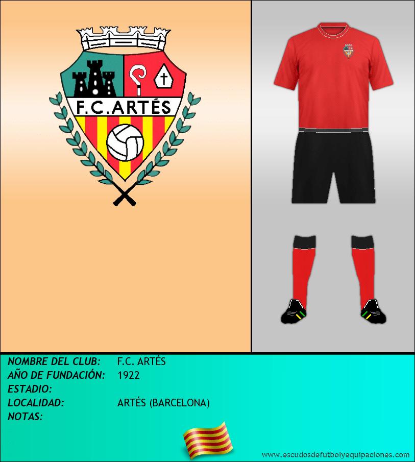 Escudo de F.C. ARTÉS