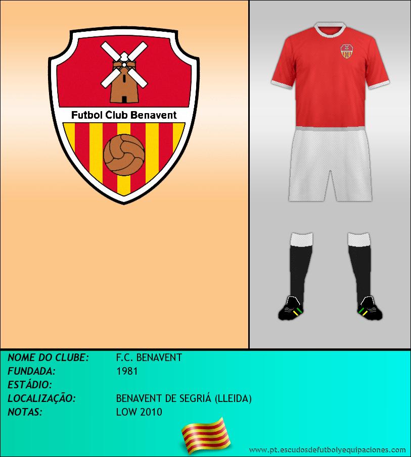 Escudo de F.C. BENAVENT