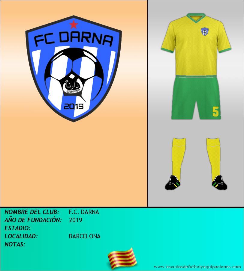 Escudo de F.C. DARNA