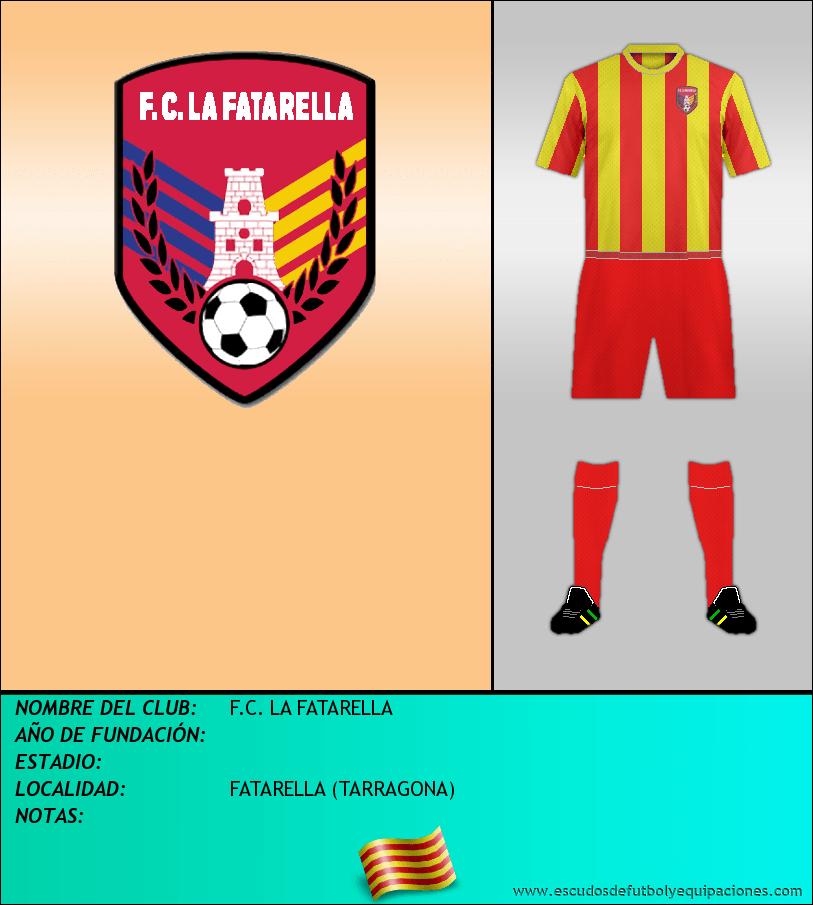 Escudo de F.C. LA FATARELLA