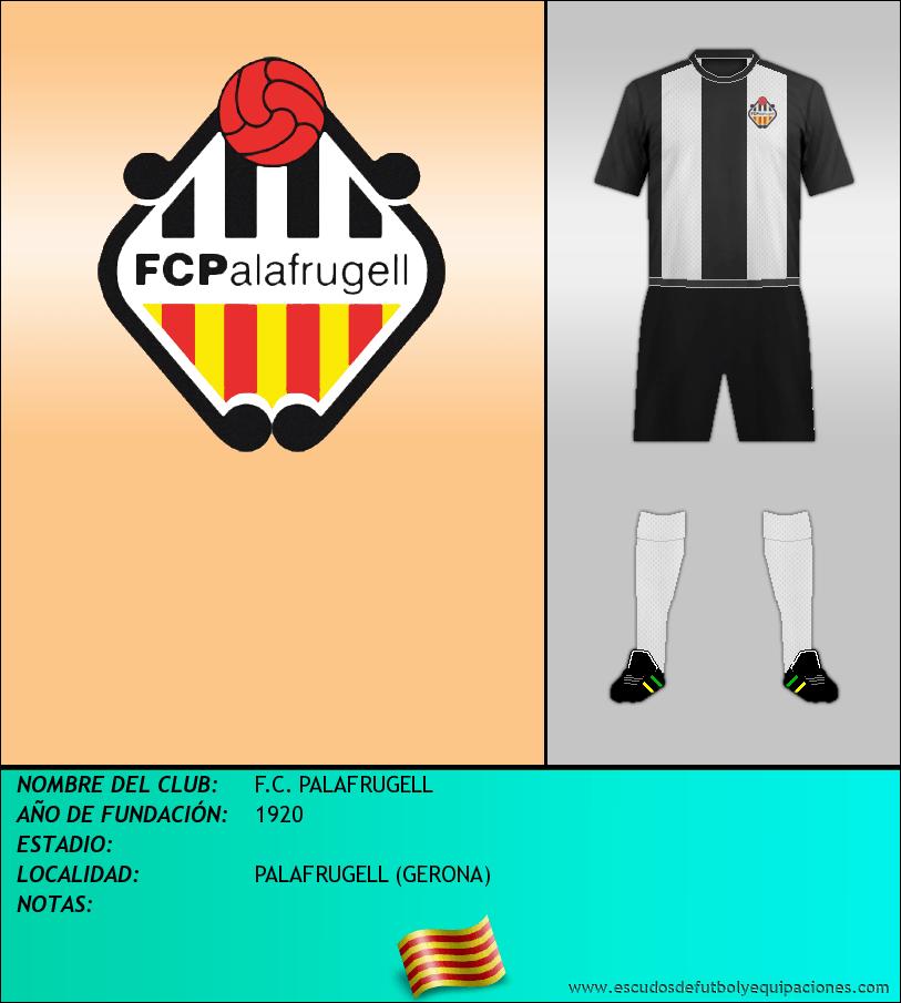 Escudo de F.C. PALAFRUGELL