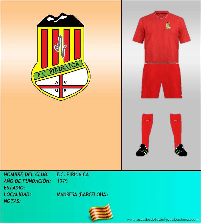 Escudo de F.C. PIRINAICA