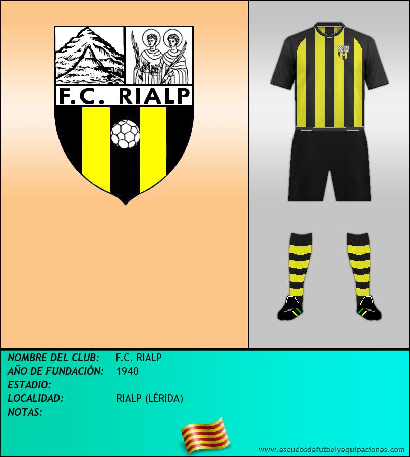Escudo de F.C. RIALP