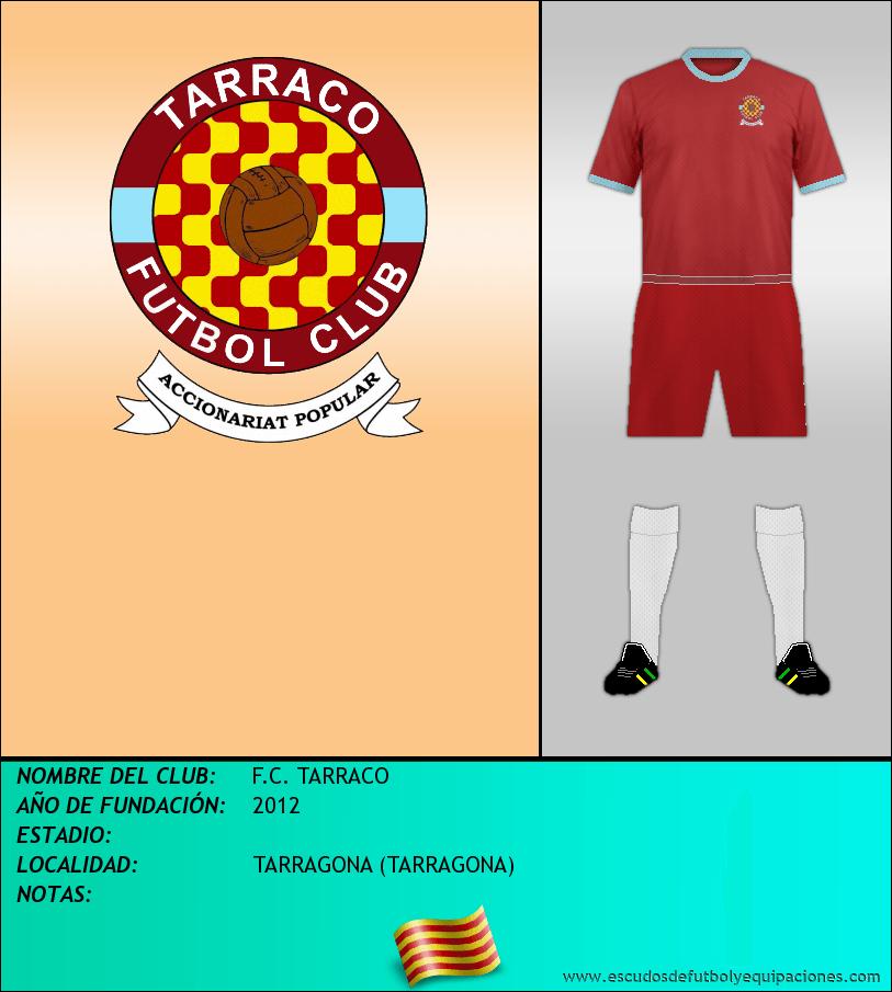 Escudo de F.C. TARRACO