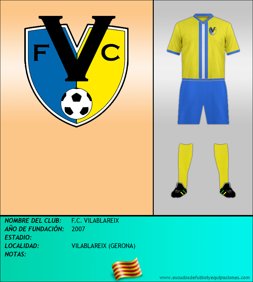 Escudo de F.C. VILABLAREIX