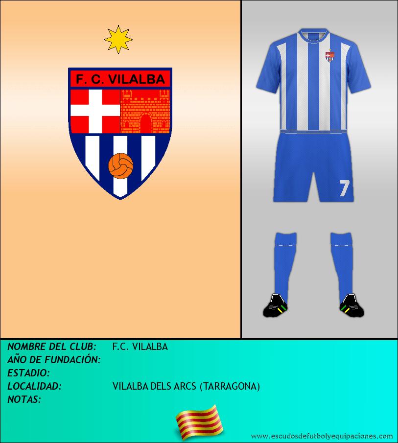 Escudo de F.C. VILALBA