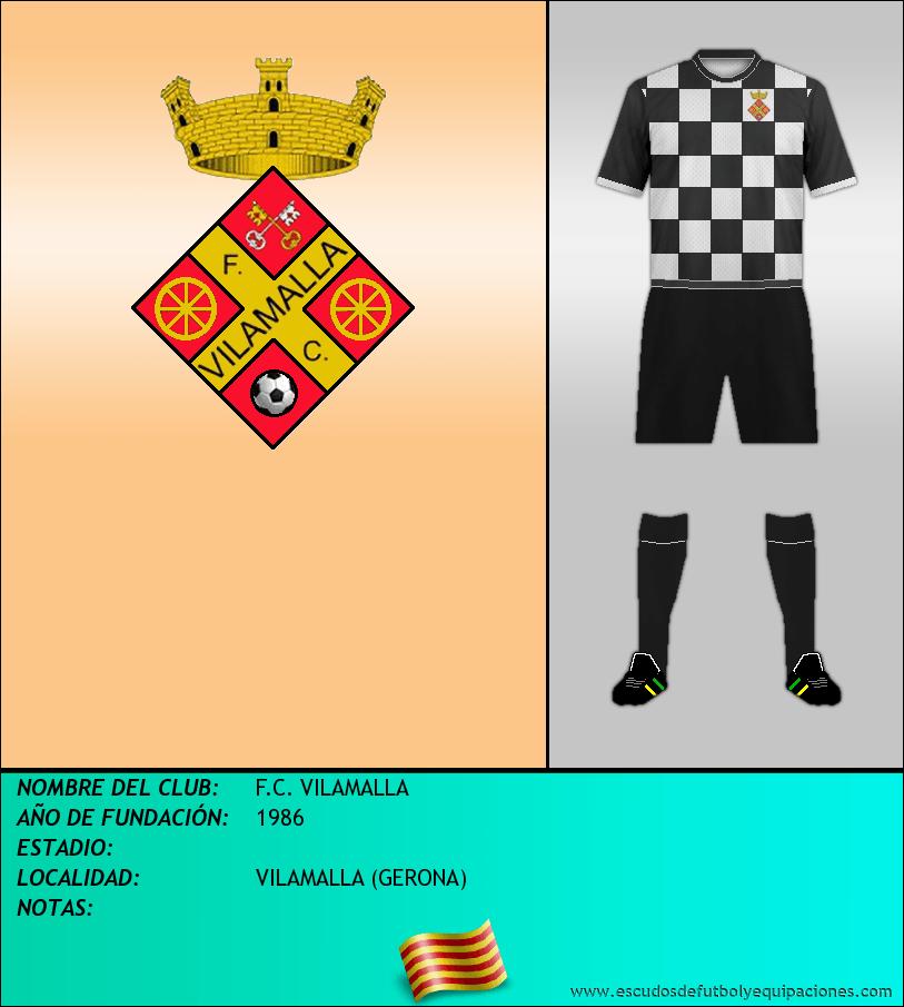 Escudo de F.C. VILAMALLA