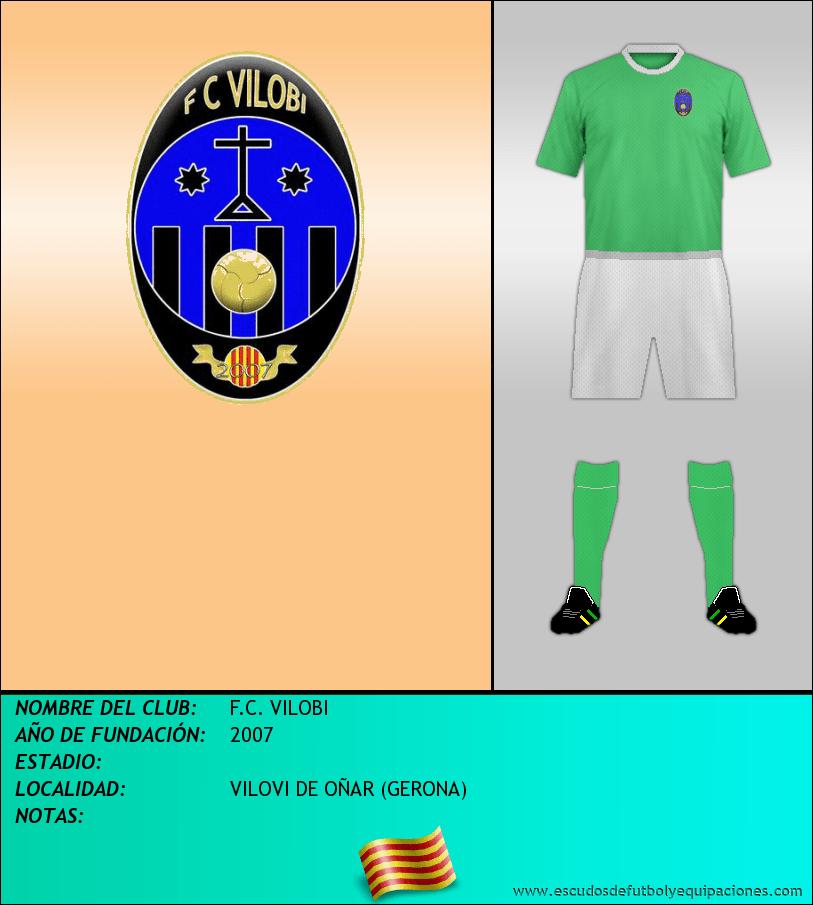 Escudo de F.C. VILOBI