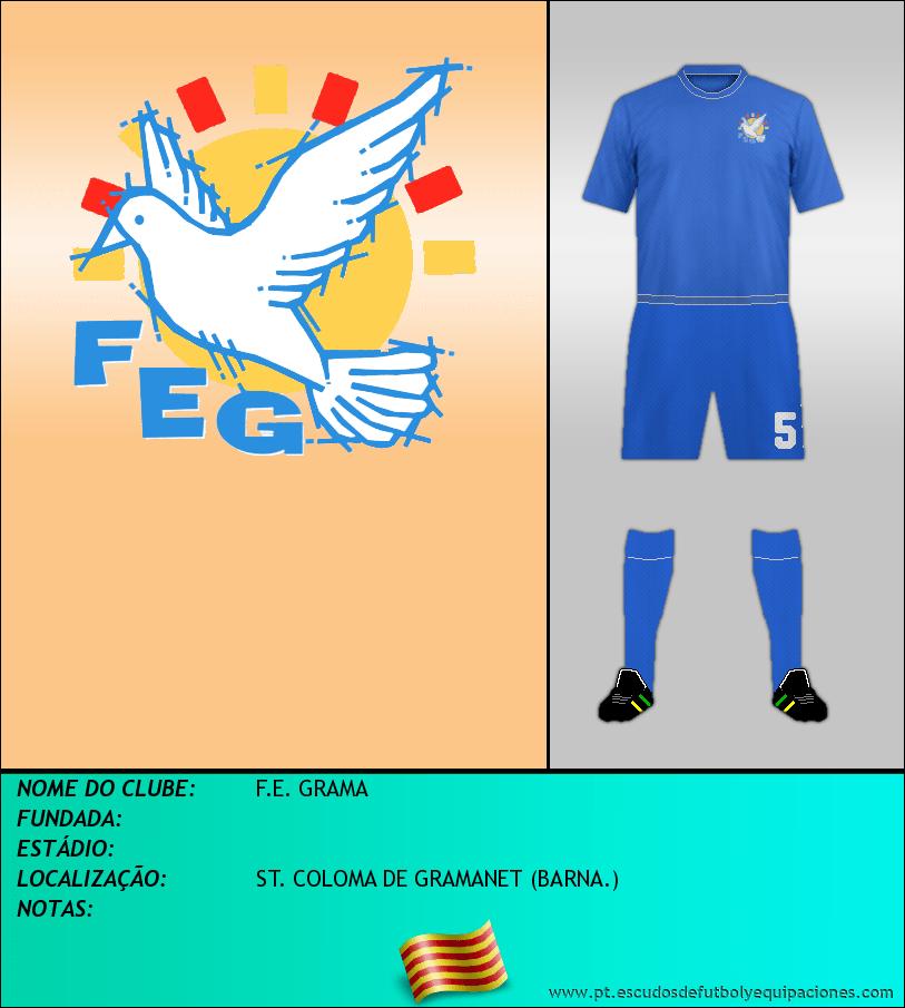 Escudo de F.E. GRAMA