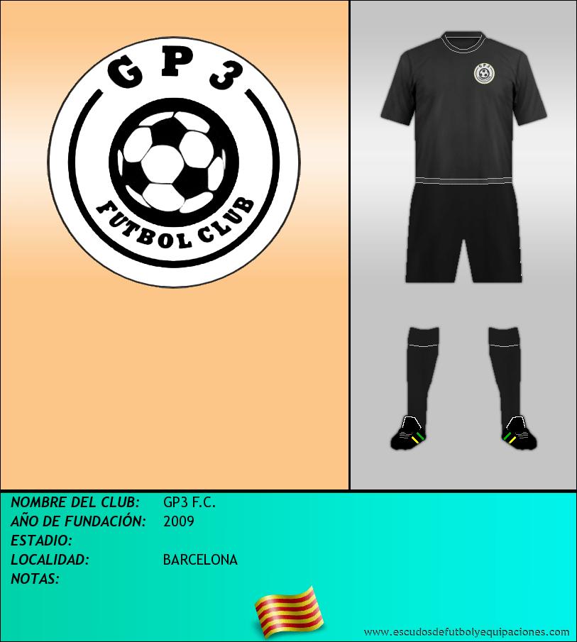 Escudo de GP3 F.C.