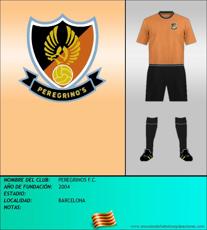 Escudo de PEREGRINOS F.C.