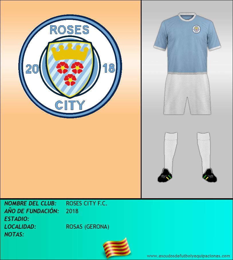 Escudo de ROSES CITY F.C.