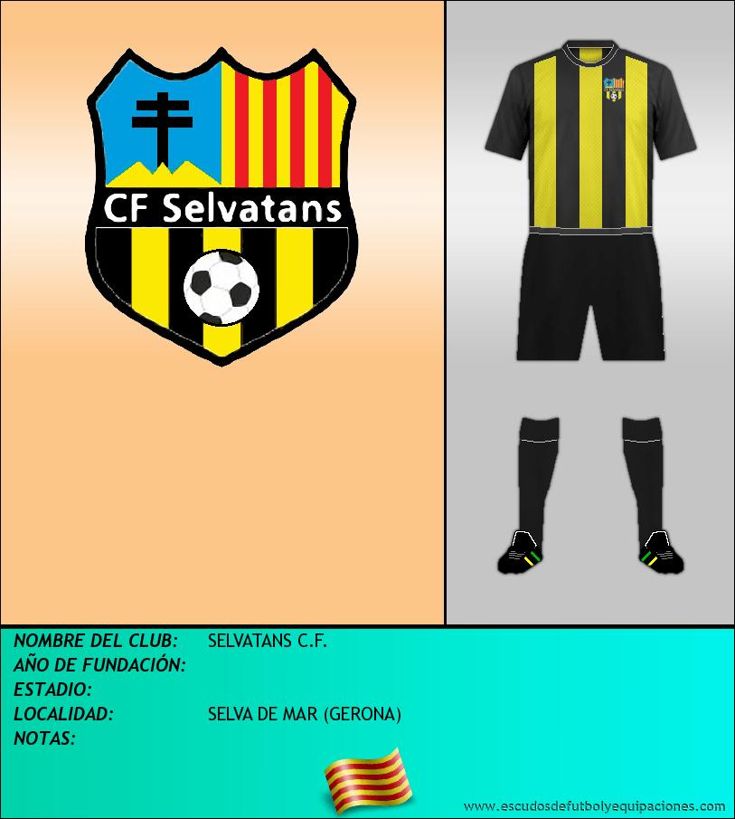 Escudo de SELVATANS C.F.