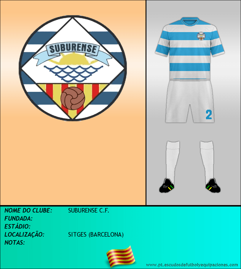 Escudo de SUBURENSE C.F.