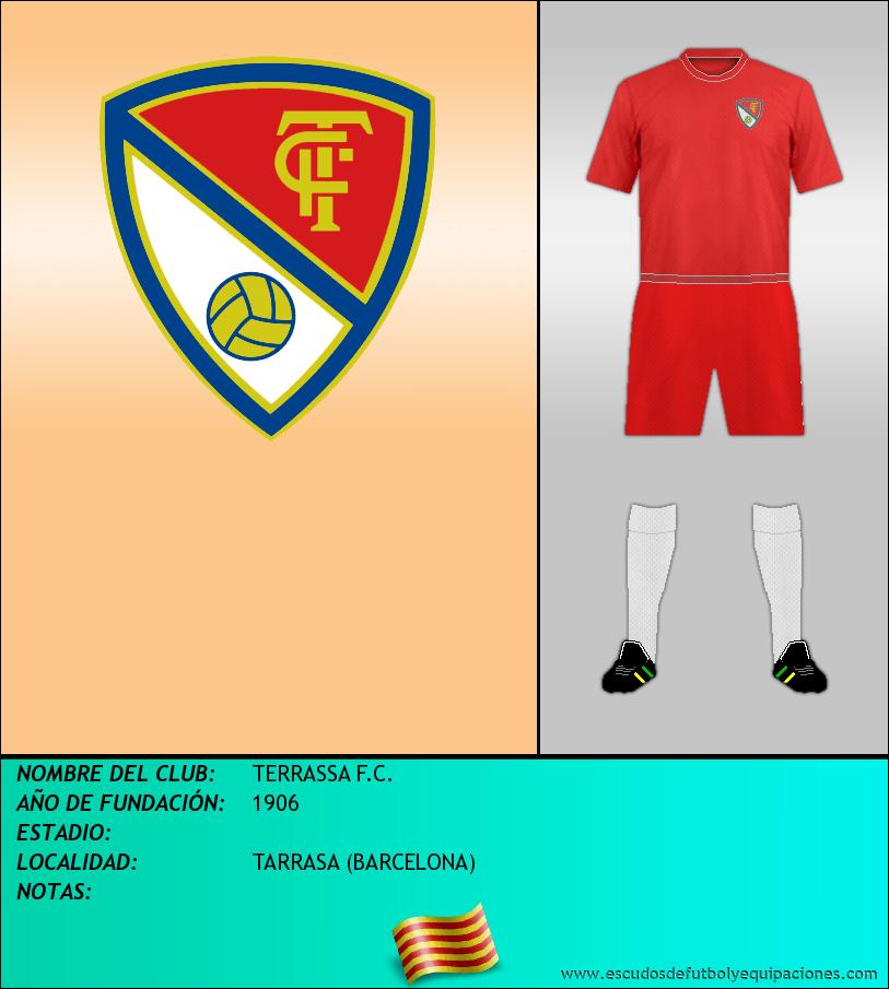 Escudo de TERRASSA F.C.