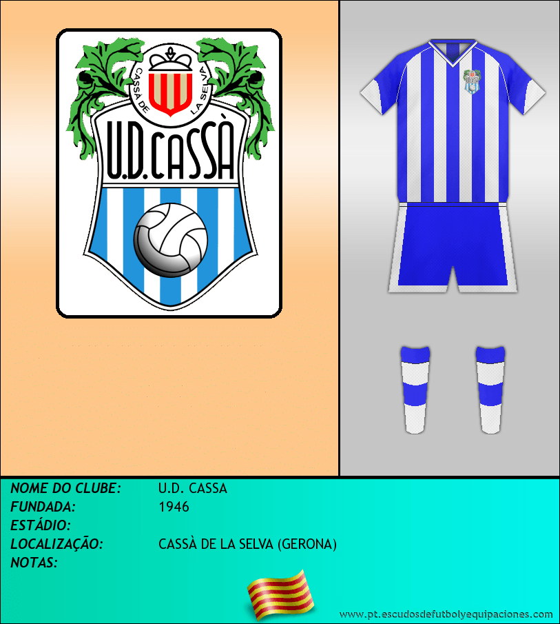 Escudo de U.D. CASSA