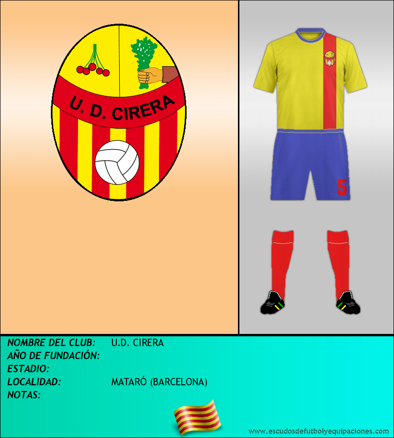 Escudo de U.D. CIRERA