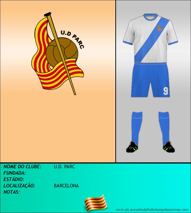 Escudo de U.D. PARC