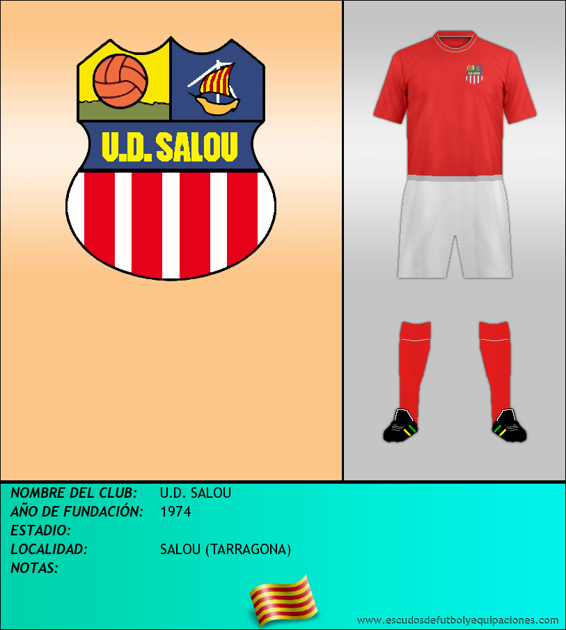 Escudo de U.D. SALOU