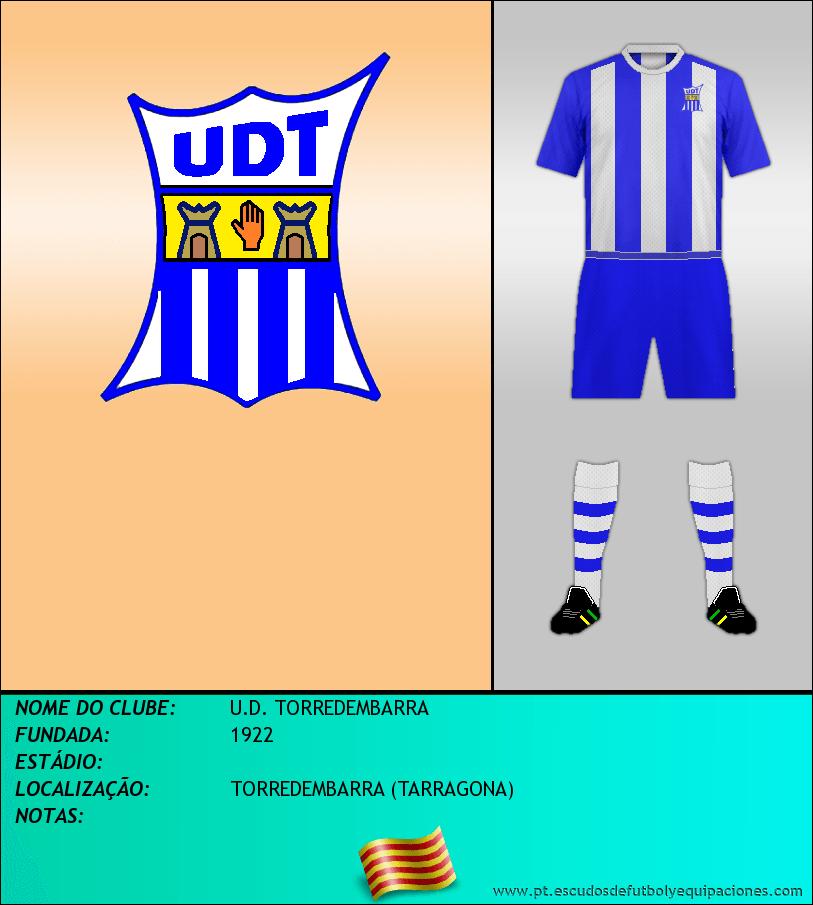 Escudo de U.D. TORREDEMBARRA