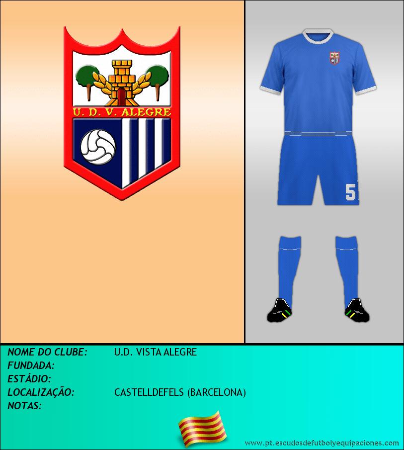 Escudo de U.D. VISTA ALEGRE